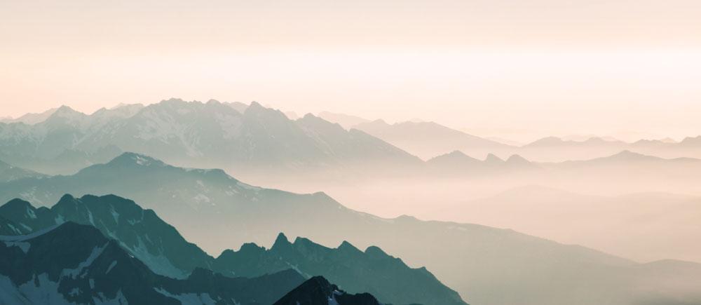 vue des pyrenees